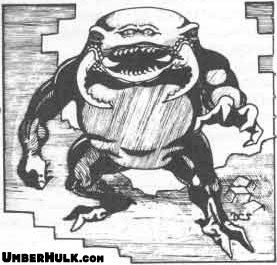 AD&D 1st Edition Umber Hulk